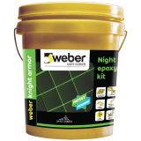 Night Vision Epoxy Grout-Weber Knight Armor