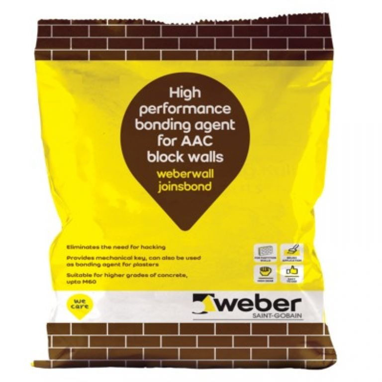 Bonding Agent for AAC Blocks-Weberwall Joinsbond